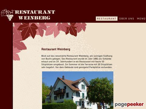 Restaurant Weinberg  (Buchs ZH)