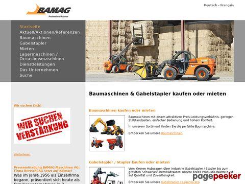BAMAG Maschinen AG