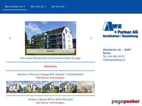 AWZ+Partner AG - Architekturbüro