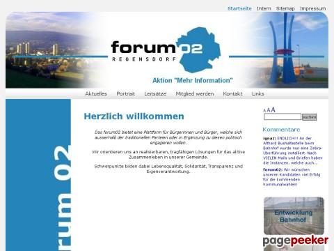 forum02.ch - Forum 02 Regensdorf