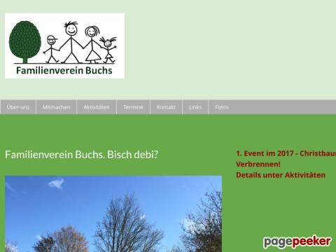 Familienverein Buchs / ZH