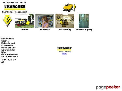 Kärcher Fachhandel Regensdorf