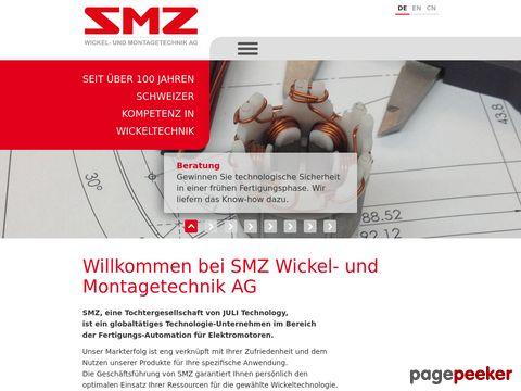 SMZ Wickel- und Montagetechnik
