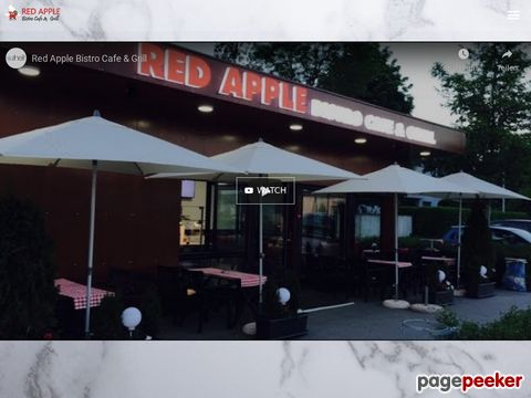 Red Apple Bistro Cafe & Grill