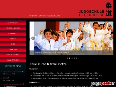 Judoschule Regensdorf