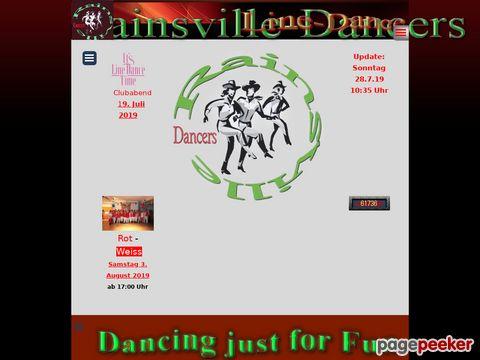 Rainsville-Dancers - Regensdorf