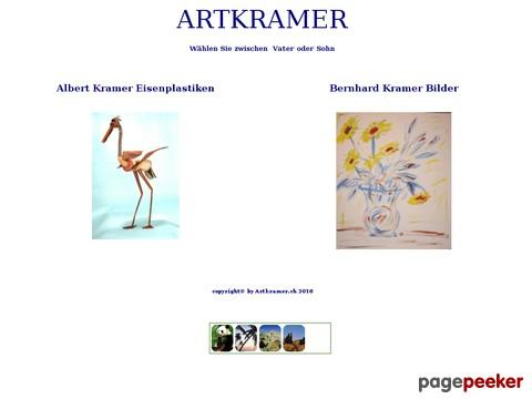 ARTKRAMER Bilder und Eisenplastiken