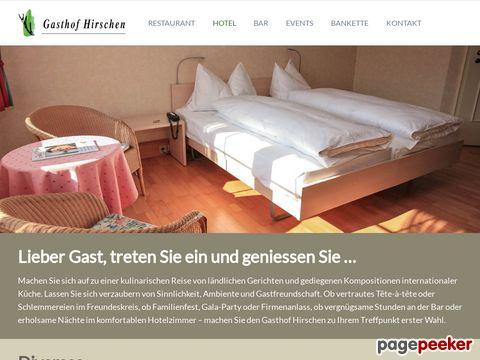 HOTEL - Gasthof Hirschen (Regensdorf)