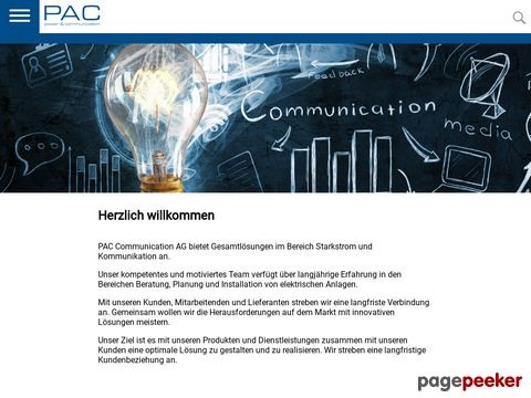 PAC :: power & communication