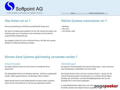 Softpoint AG