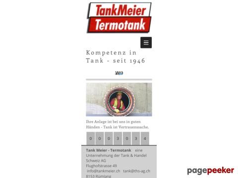 Tank Meier-Termotank AG