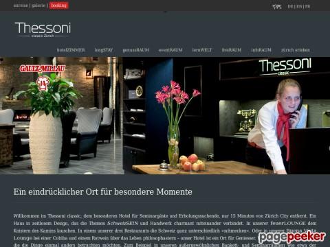 thessoni classic (Regensdorf bei Zürich)