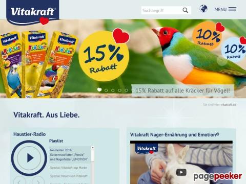 Vitakraft AG Schweiz