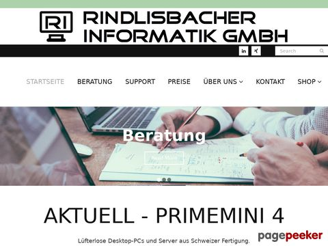 Rindlisbacher Informatik
