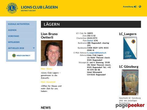 Lions Club Lägern
