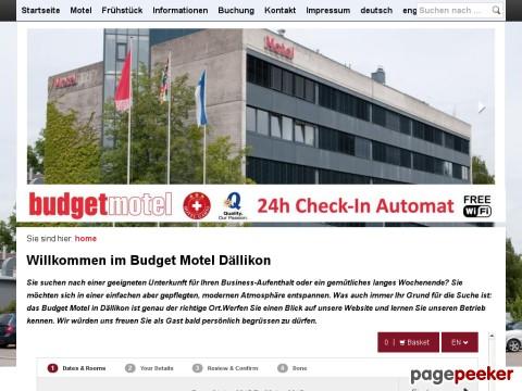 Budget Motel (Dällikon, Zürich)