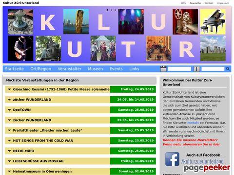 Kultur Zueri-Unterland - Kulturguide der Region Zürich-Unterland