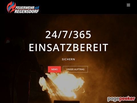 Feuerwehr Regensdorf