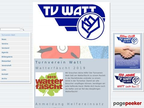 Turnverein Watt (TV Watt)