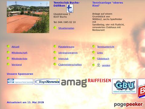 Tennisclub Buchs-Dällikon (Buchs)
