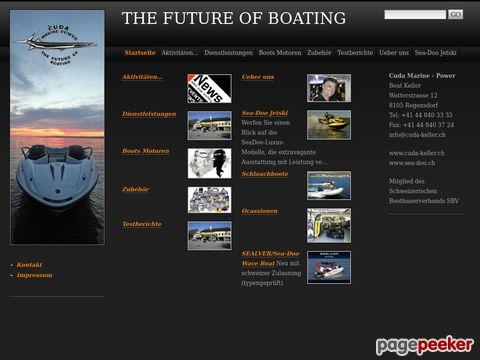 Bootsmotoren Cuda Marine-Power GmbH
