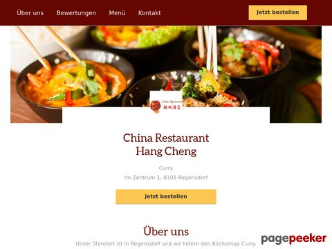 China Restaurant Hang Cheng - Regensdorf