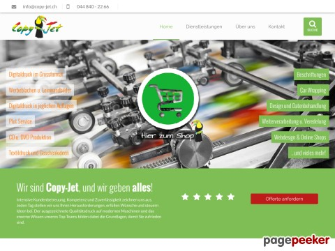 COPY JET Digital Copy Center