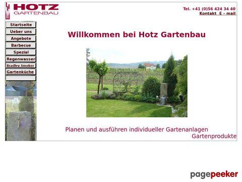 Hotz Gartenbau Gartenzubehör