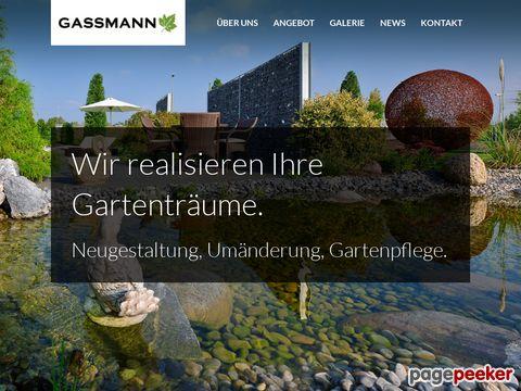 Gassmann Gartengestaltung Gartenträume Unterhalt Buchs ZH