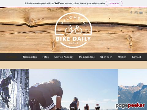 BIKE DAILY I Dein Velomech in Buchs ZH