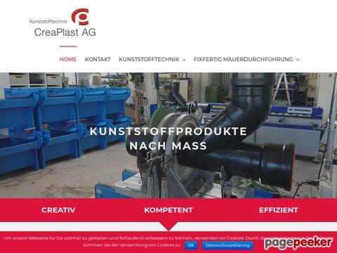 CreaPlast AG - Kunststofftechnik