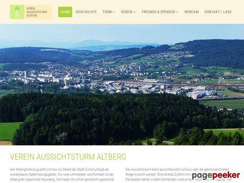 Verein Aussichtsturm Altberg