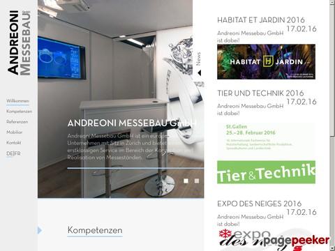 Andreoni Messebau GmbH