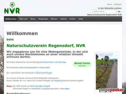 Naturschutzverein Regensdorf (NVR)