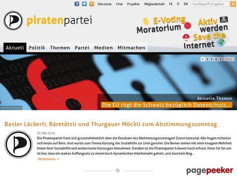 Piratenpartei Schweiz