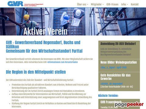 Gewerbeverein Regensdorf, Buchs und Dällikon