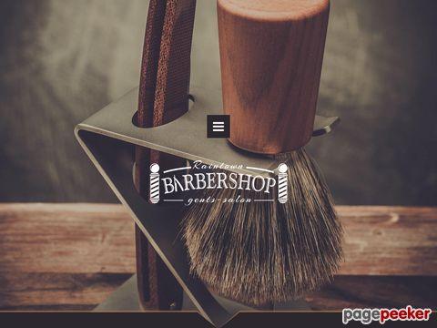 Raintown Barbershop – Wir holen den Mann auf den Barbierstuhl zurück