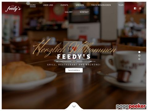 Feedys | Grill, Restaurant, Bäckerei