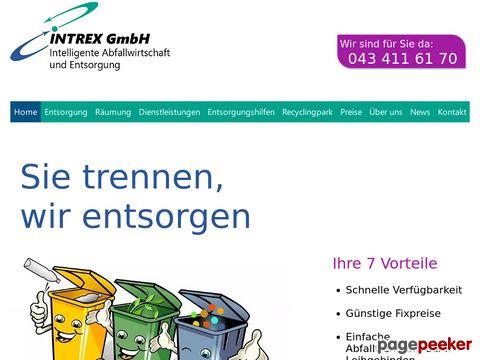 Intrex GmbH - Intelligente Abfallwirtschaft und Entsorgung