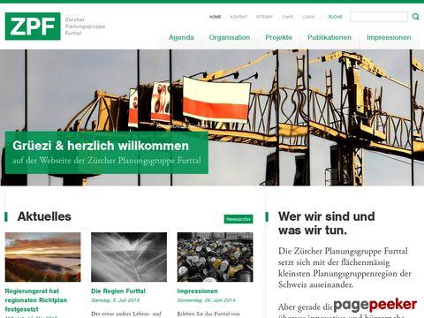 Zürcher Planungsgruppe Furttal (ZPF)
