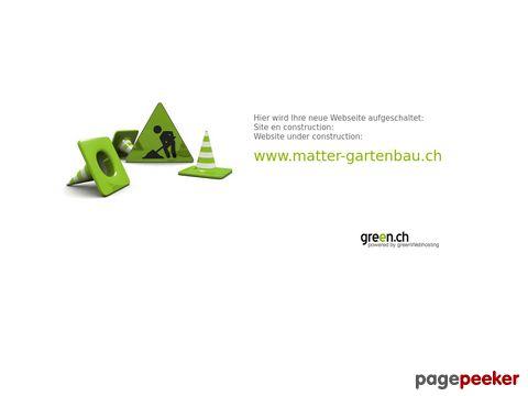 Matter-Gartenbau