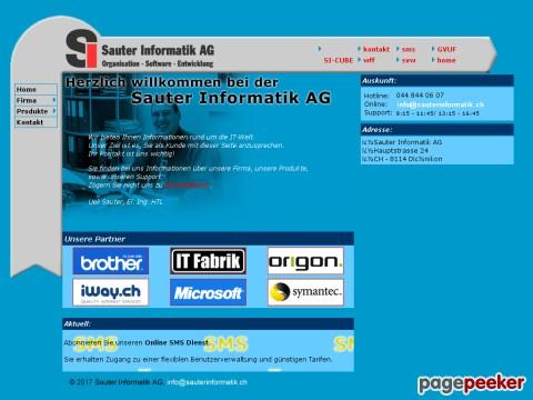 Sauter Informatik AG