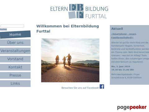 Elternbildung Furttal (EBF)