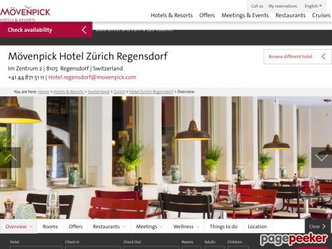 Moevenpick Hotel (Regensdorf, Zürich)