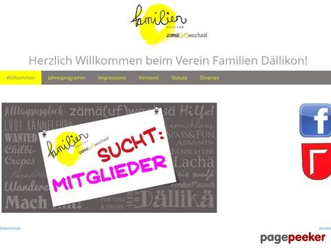 Verein Familien Dällikon