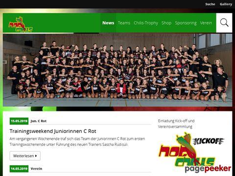 Hot Chilis :: Unihockeyclub von Rümlang und Regensdorf