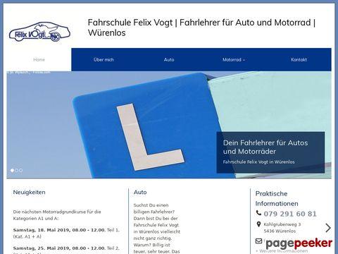Fahrschule Felix Vogt - Fahrlehrer für Auto und Motorrad (Würenlos)