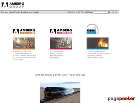 AMBERG-Messtechnik AG