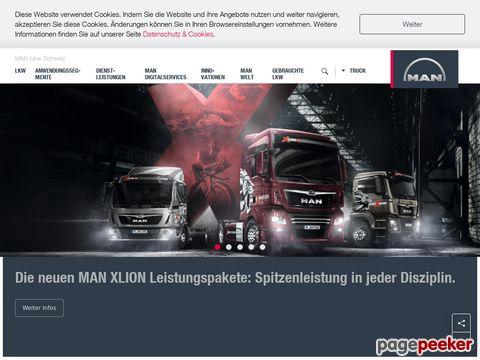 MAN Nutzfahrzeuge (Schweiz) AG