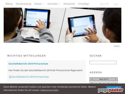 Primarschule Regensdorf